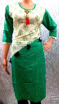 Tailor Made Soft Cotton Designer KURTIS