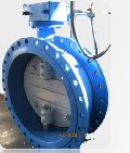 Triple Offset Disc Butterfly Valves