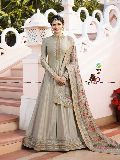 Designer Party Wear Anarkali Salwar Suit