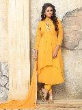 Designer Yellow Salwar Suit at YOYO Fashion