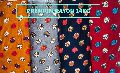 Rayon Printed Fabric 140GMS