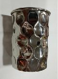 Diamond Nickle Coating Copper Tumbler