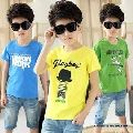 Kids Round Neck T-Shirts