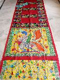 Madhubani Paintings-Hand Made Sarees