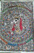 Madhubani Paintings-Wall-03