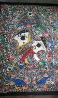 Madhubani Paintings-Wall-07