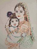 Madhubani Paintings-Wall-08