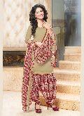 Patiala Suit Dress Material