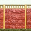 RCC Red Compound Wall
