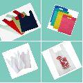 D & W Cut Non Woven Bags