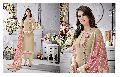 Designer stylish muslin suit dupatta