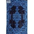 Black and Blue PP Floor Mat