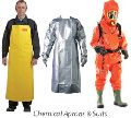 Chemical Aprons & Suits