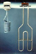 Alkaline Immersion Heaters