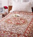 Cotton Single Bedsheet with out Pillow