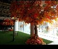 Fall Colored Artificial Tree