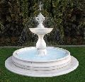 Italian Stone Fountain