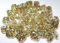 Cushion Cut Brown Loose moissanite diamond