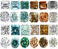 Emerald,Cushion,Princess,Round Cut Loose moissanite