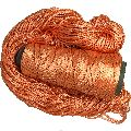 2 ply Mulberry Silk Yarn in cones, 50 Grams, 75 Yards (Peach)
