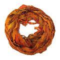 Sari Silk Ribbon: Orange