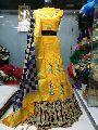 Satin Silk fabric Embroidery work Lehenga Choli