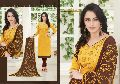 Paru Vo 1 Embroidered Slub Cotton Salwar Kameez