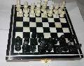 Buffalo Bone Horn Chess Box