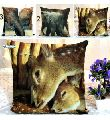 Animal Printed Decorative Pillow