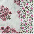 2.5 meter Cut pcs salwar suit pcs Fabric Hand Printed Fabric Material, Suit Dress Material Fabric