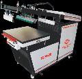 Semi Automatic Flat Screen Printing Machine