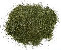 Sun Dried Tea Leaves