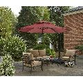 Plain Treasure Garden Patio Umbrella