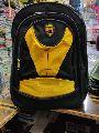 Black & Yellow School Bag