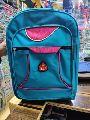 Blue & Pink School Bag