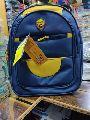 Blue & Yellow Laptop Bag