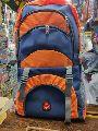 Orange & Blue Trekking Bag