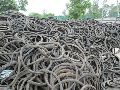 Bicycle Tyre Scrap