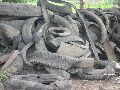 Truck Tyre Scrap