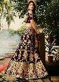 Banglori Silk Bridal Lehenga