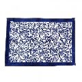Tablemat Two Lotus Blue Table mat