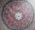 Mandala Tapestry Design Hippie Hippy Mandala Tapestry