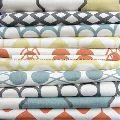 custom printed canvas fabrics for home decor, fabric