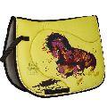 Digital Horse Paint Saddlepad