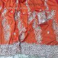 african raw silk george lace fabrics