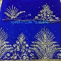High quality african lace fabrics george