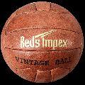 Vintage Soccer Ball