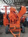 Lift Type Concrete Mixer Machine