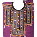 embroidered vintage banjara beaded fabric