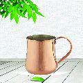 Copper Curved Mug